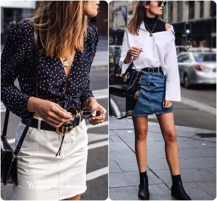 Комфортная одежда француженок