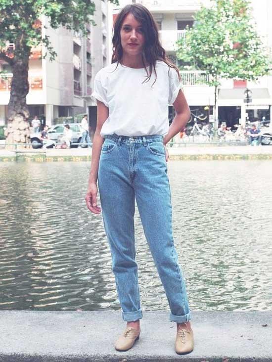 В офис и на свидание: 7 идеальных сочетаний с джинсами бойфренд фото 3