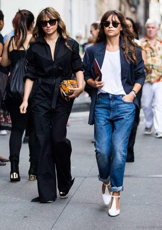 В офис и на свидание: 7 идеальных сочетаний с джинсами бойфренд фото5