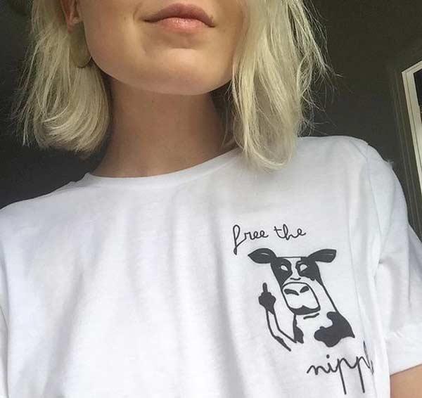 Смешной слоган на футболке