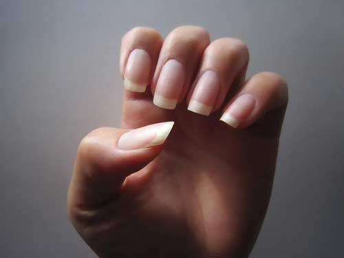 Здоровые ногти после гель-лака
