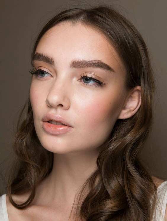 Как выделить скулы макияж