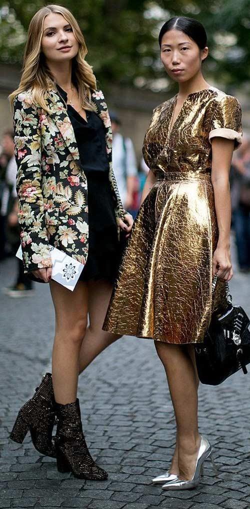 Metal платье