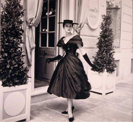 Dior New Look, vintage