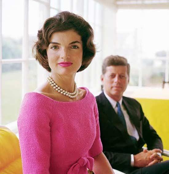 Jackie Kennedy стиль шанель