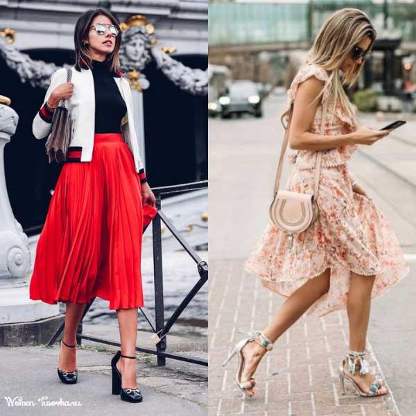 Платья и юбки - классика