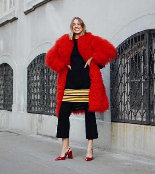 Модный блогер из Швеции Ханна