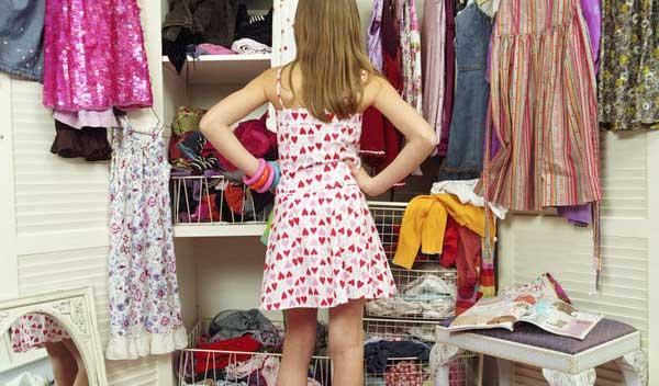 Умение одеваться надо развивать