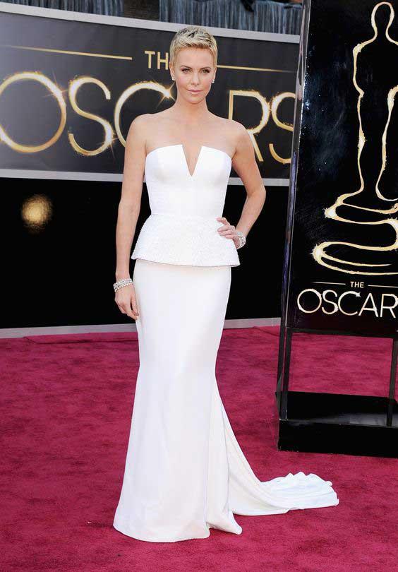 Белое платье 2013 г
