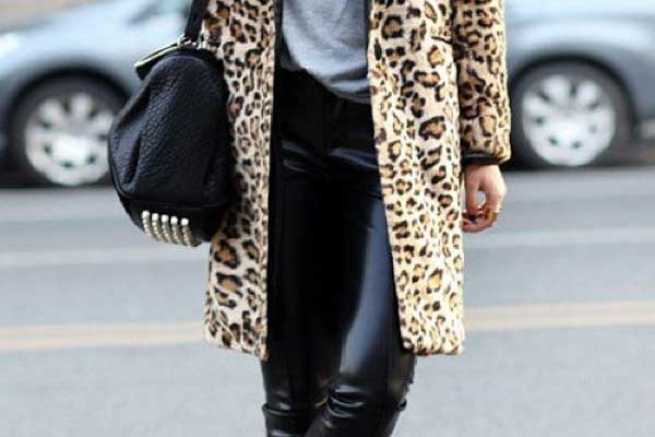 Как носить леопардовый принт и стоит ли?