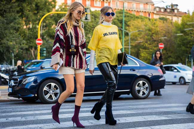 Milan-Fashion весна-лето 2018
