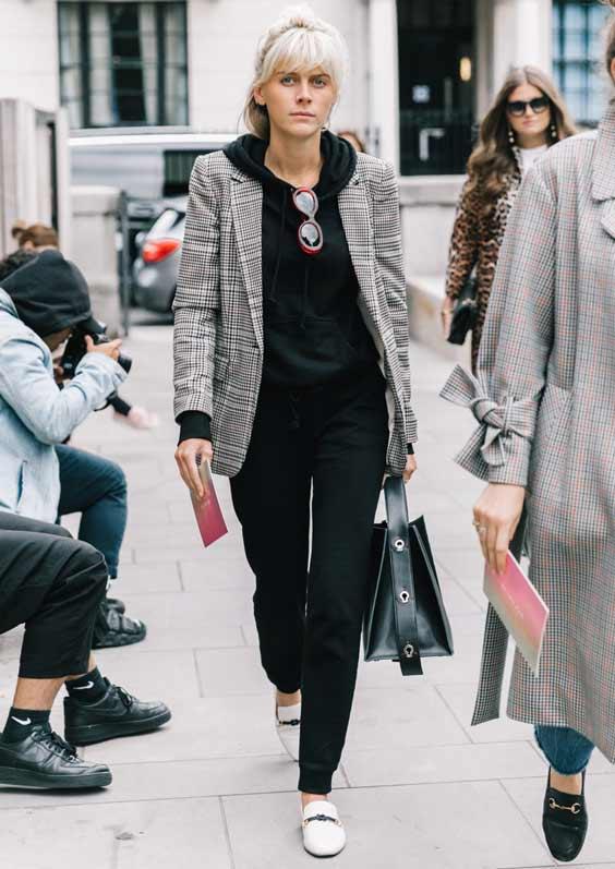 Пиджак casual-стиль