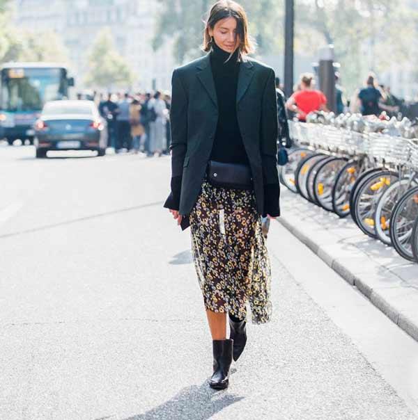 Оверсайз пиджак+летняя юбка