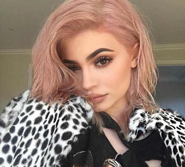 pink quartz hair