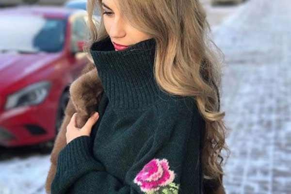 Какое платье-свитер актуально в 2018: модные модели, с чем носить