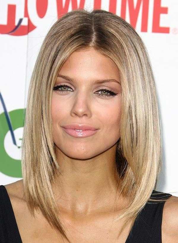 Частое мелирование волос