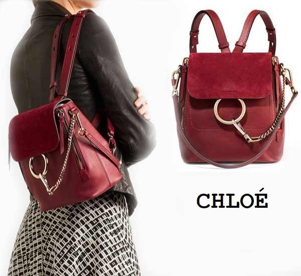 Chloe рюкзак