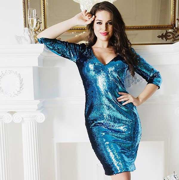 Новогодняя Коллекция платьев