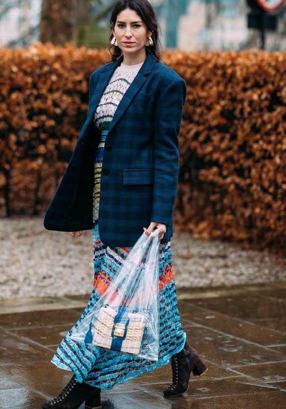 Как быть модной по меркам Парижа? Стильные образы