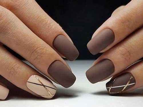 Максимум натуральности: идеи дизайна ногтей в стиле нюд