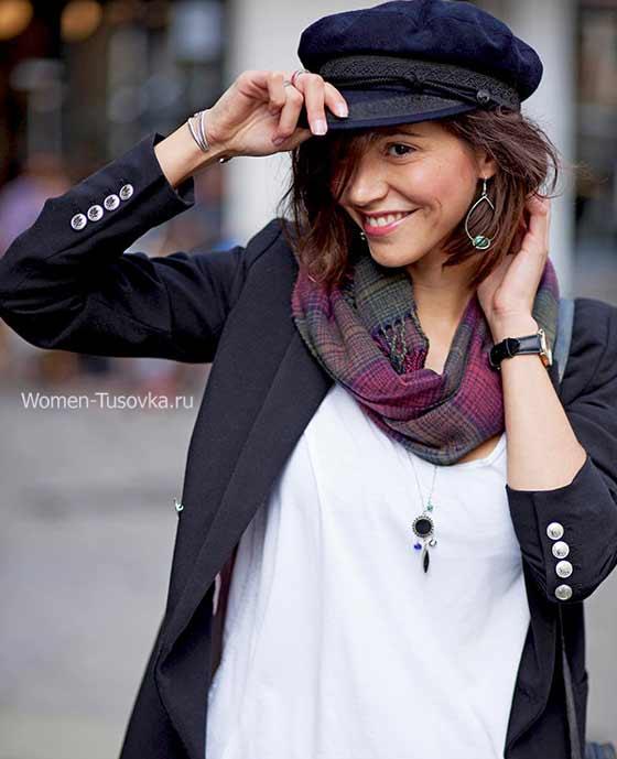 Зоя - модный блогер из Франции