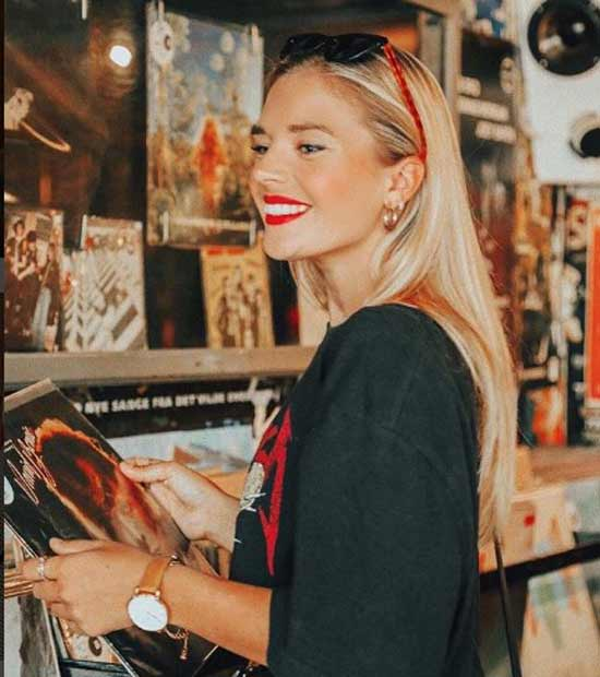 Модный блогер из Дании Изабелла Тордсен