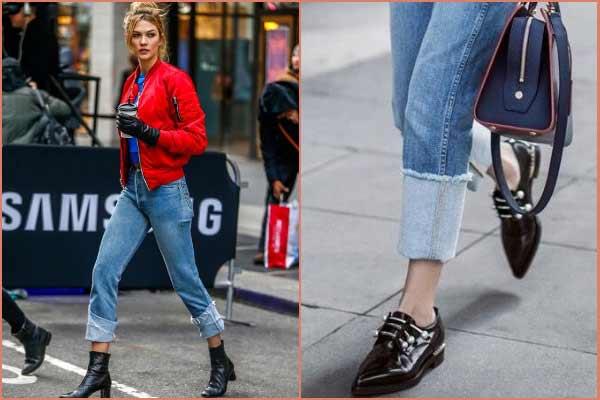 5 джинсовых тенденций о которых вы должны знать в 2018