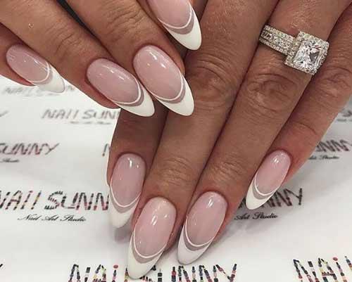 Дизайн ногтей с блестками 183 фото красивого дизайна