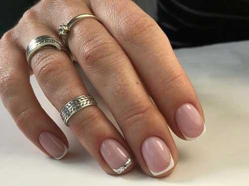 Защитить ногтевую пластину