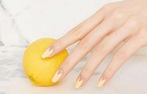 Пожелтевшие ногти как отбелить