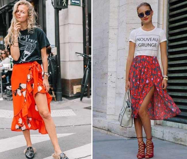 Модная юбка-саронг: как выглядит и кому идет, фото