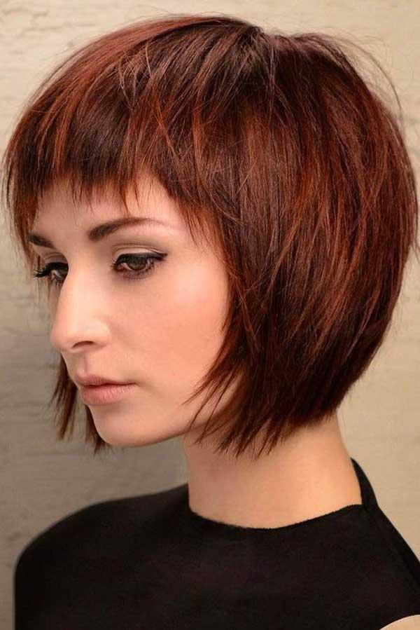 Модные варианты стрижки боб по типу лица: выбираем свою, фото 13