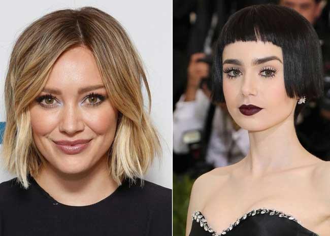 Модные варианты стрижки боб по типу лица: выбираем свою, фото 8
