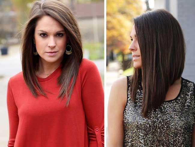 Модные варианты стрижки боб по типу лица: выбираем свою, фото