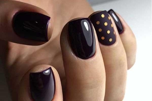 Геометрия и фактурные покрытия ногтей