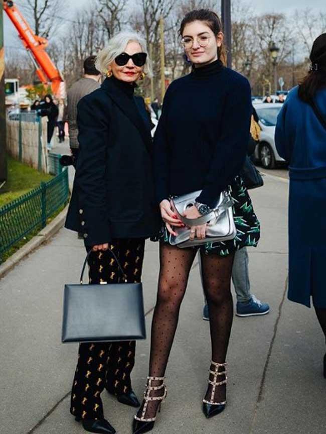 Как одеваться женщине в возрасте: идеи от 52-летнего блогера Инстаграм, фото 2