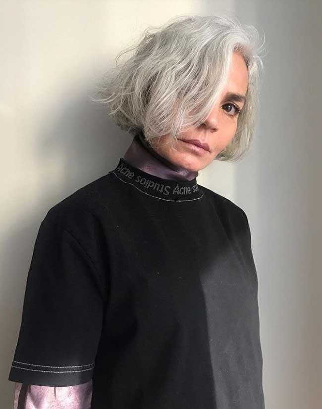 Как одеваться женщине в возрасте: идеи от 52-летнего блогера Инстаграм, фото 3