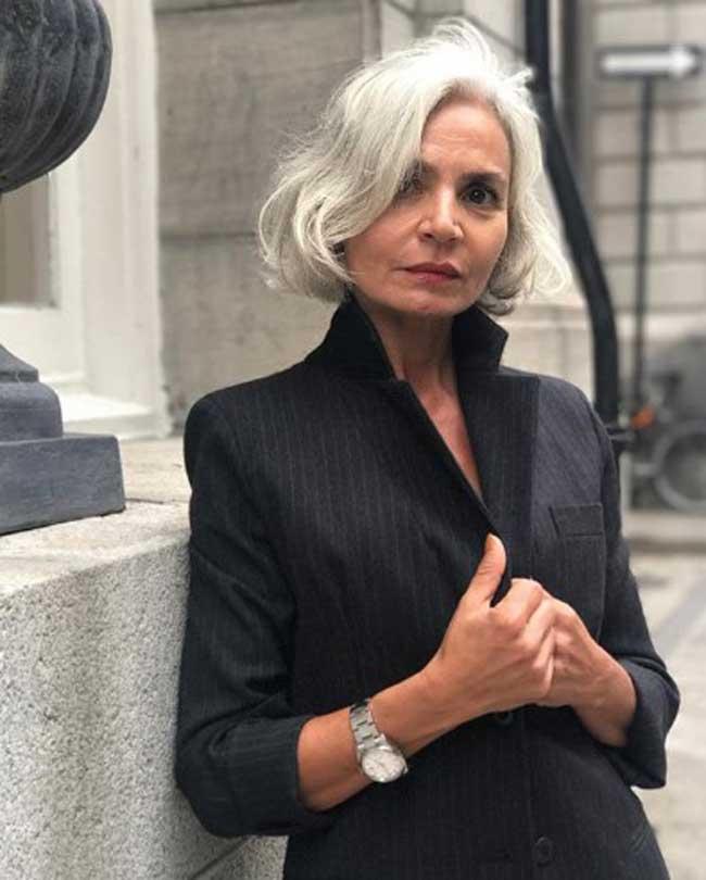 Блогер образы как одеваться женщине за 50