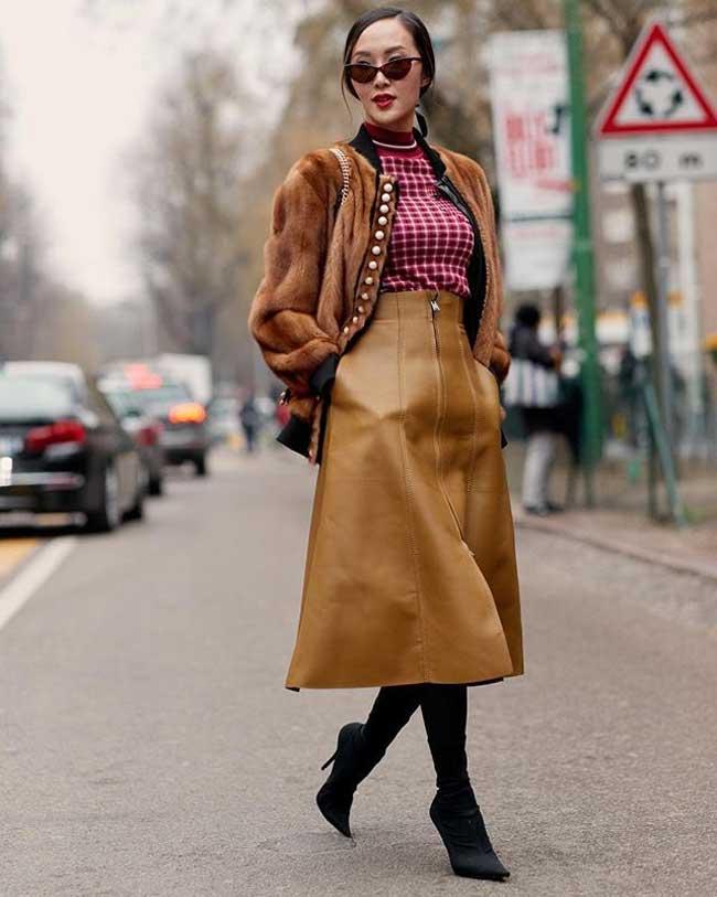 Модные юбки для весны