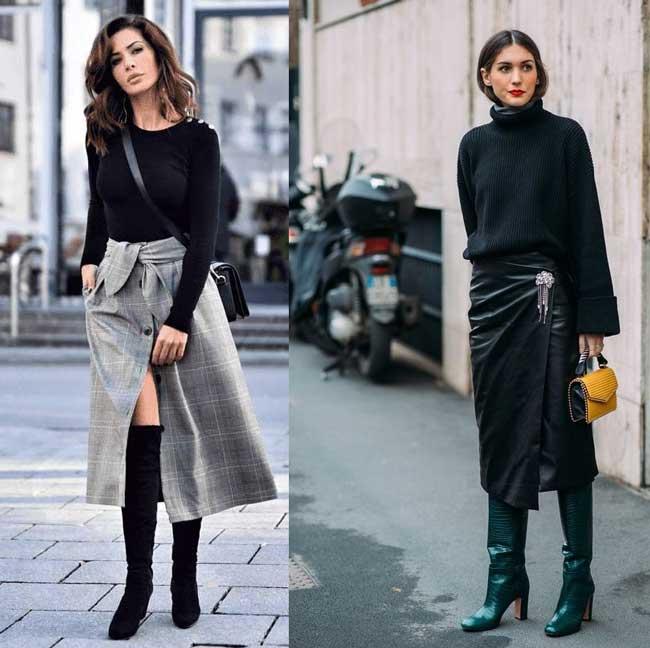 Какие юбки в тренде весной: 5 вариантов для повседневной жизни. фото превью