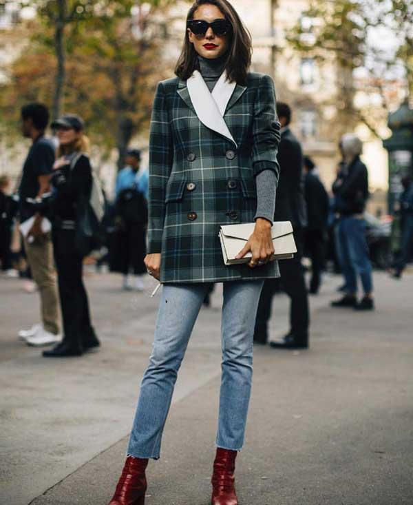 Какой пиджак купить: только самые модные варианты