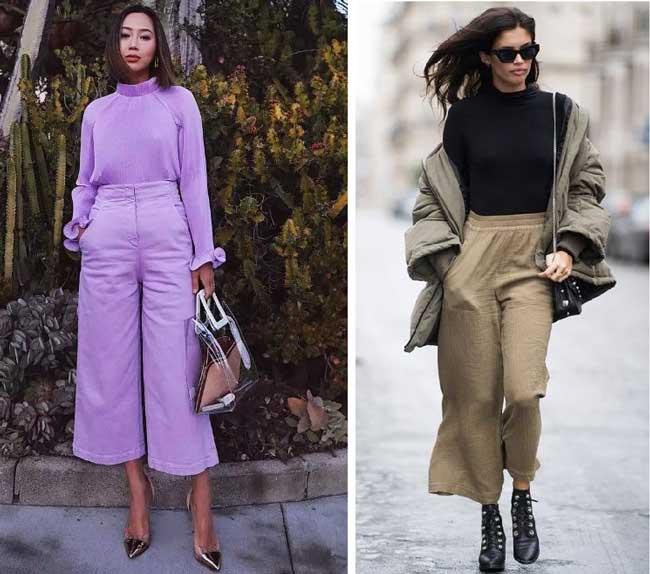 Незаменимые брюки для каждой девушки: идут всем, с чем носить