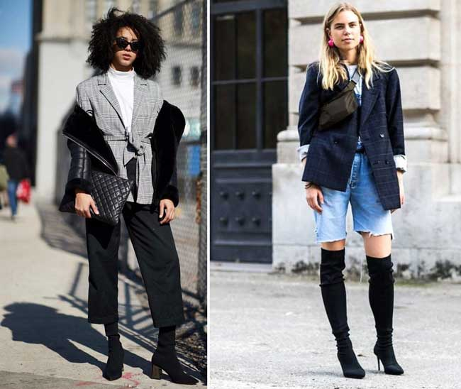 С чем носить пиджак: пять способов, чтобы быть в тренде