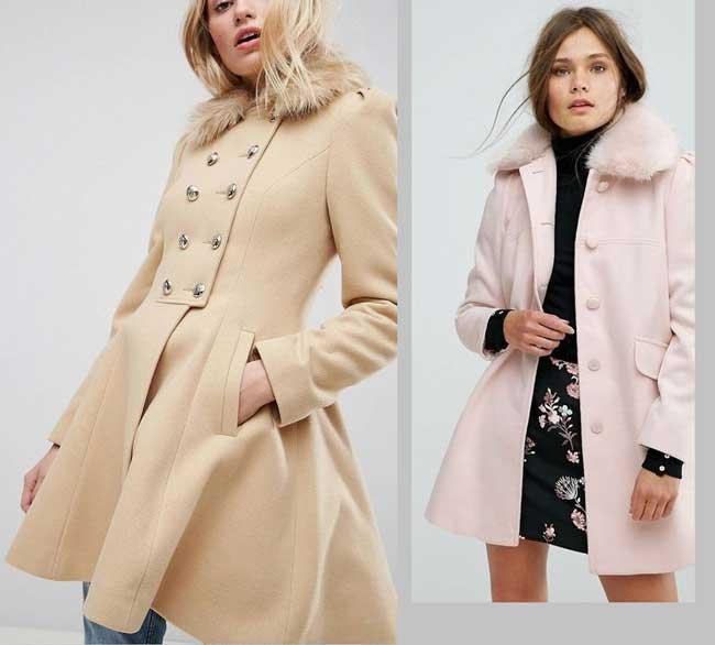 Устаревший фасон пальто