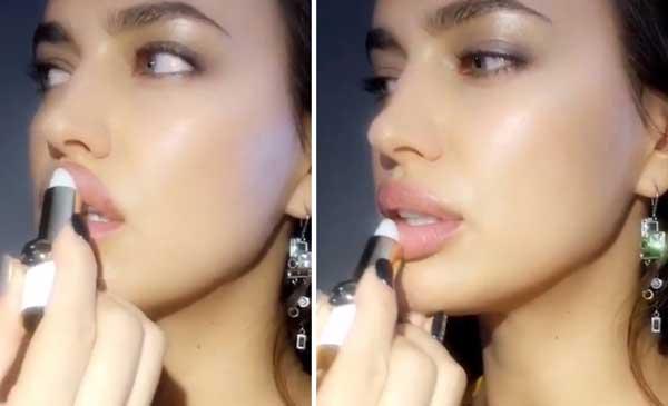 Ошибка макияжа губ возрастных женщин
