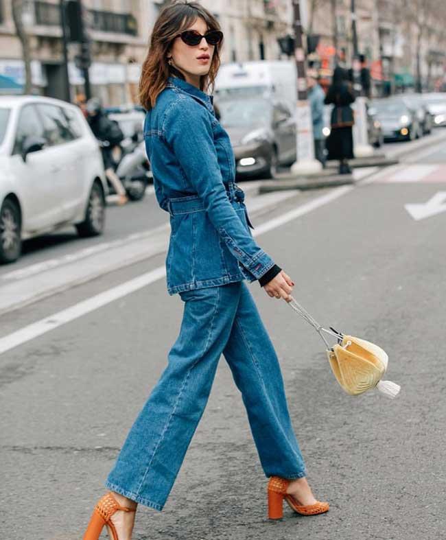 Жанна Дамас: стиль настоящей француженки, образы, прическа