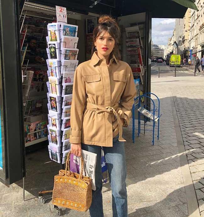 Жанна Дамас: стиль настоящей француженки, образы