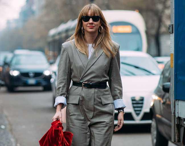 Модный аксессуар - кожаный ремень 2018
