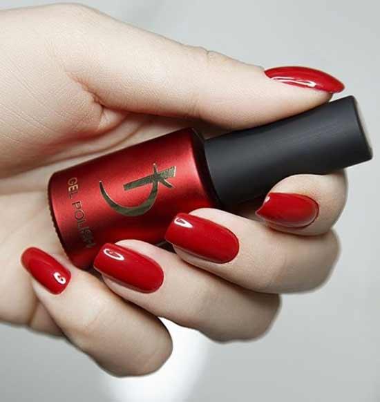 Красный лак бренд Коди