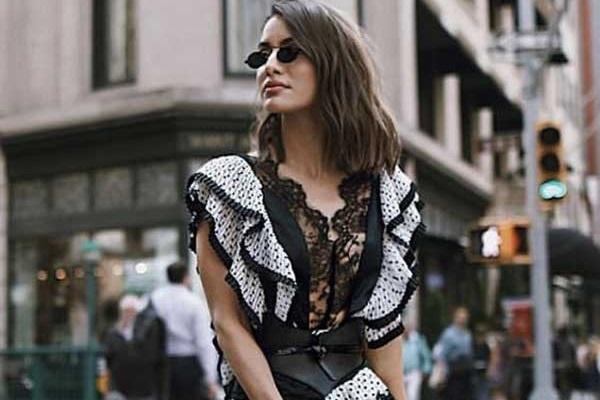 Модные платья на весну-лето 2018: идеи с чем носят уличные модницы